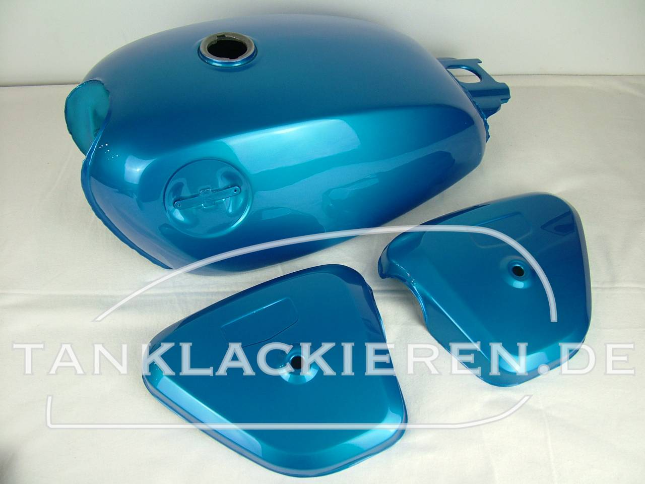 cl450 saphire blue