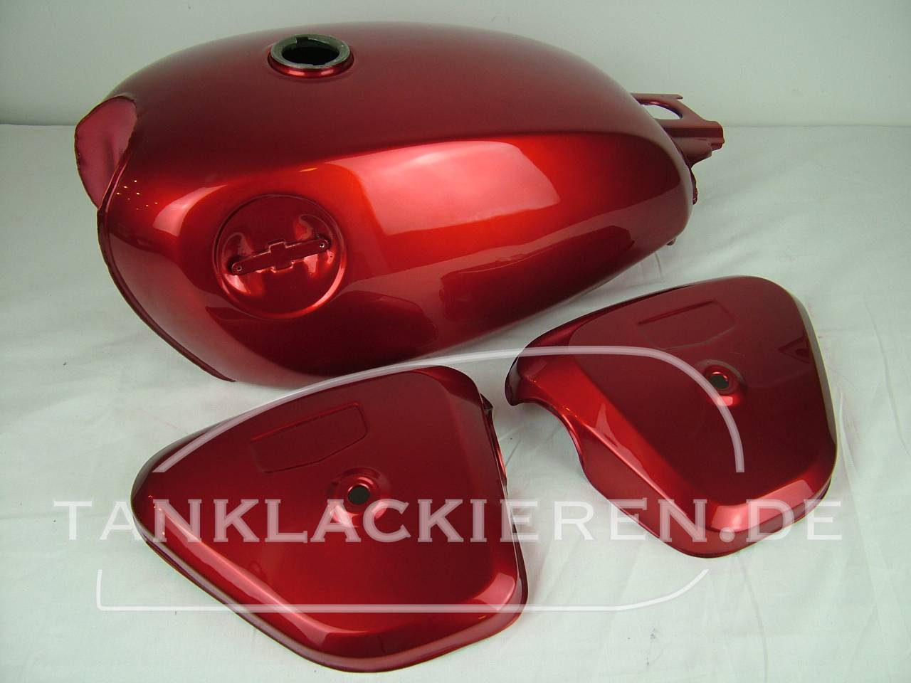 cl450 candy ruby red